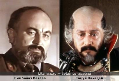 Бимболат Ватаев и Тацуя Накадай