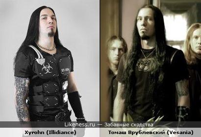 Ксирон похож на Томаша Врублевского