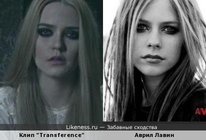 """Девушка из клипа Children Of Bodom """"Transference"""" напомнила мне сорванку Аврил"""