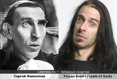 Советский актер и американский рок-музыкант