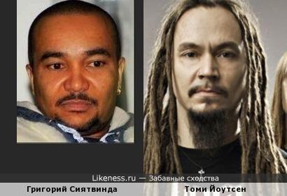 Григорий Сиятвинда похож на фронтмена группы Amorphis Томи Йоутсена
