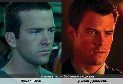 """Лукас Блэк из """"Форсажа 3"""