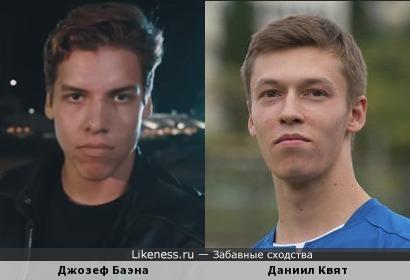 Сынок Шварцнеггера похож на Данилу Квята