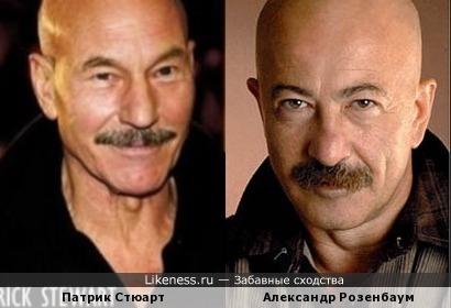 Этот актёр напомнил мне Розенбаума