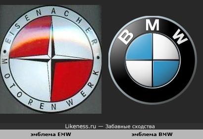 EMW и BMW