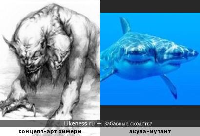двухголовые гримасы природы/человеческого сознания
