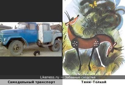 Тяни-Толкаи бывают разные...
