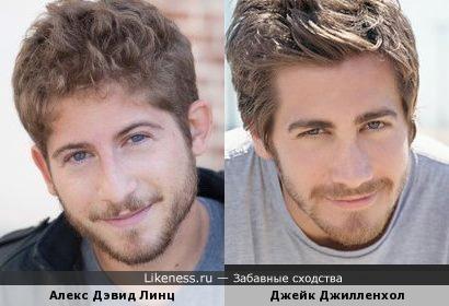 Алекс Дэвид Линц и Джейк Джилленхол