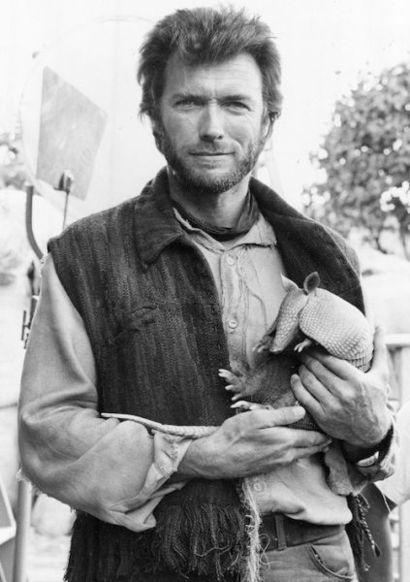 Клинт Иствуд и броненосец