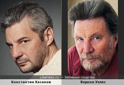 Константин Хасанов и Вернон Уэллс