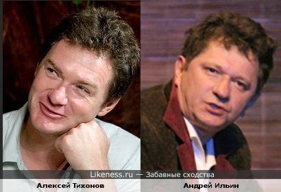 Фигурист Тихонов похож на мужа Каменской