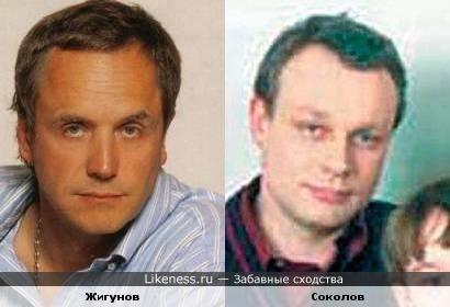 Путаю Жигунова и Соколова