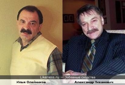 """Тиханович из """"Верасов"""" подровнялся под Илью Олейникова"""