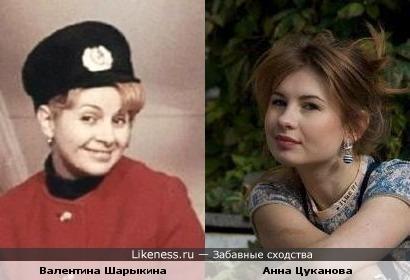 """Пани Зося и Катя из """"Восьмидесятых"""""""