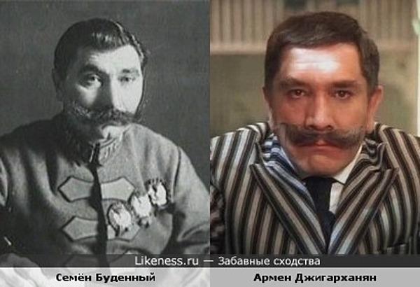 Семён Михайлович Буденный и Судья Кригс