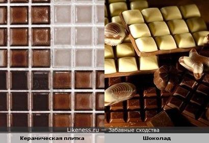 Ещё раз шоколад. Чтобы с Днем Шоколада Вас поздравить!