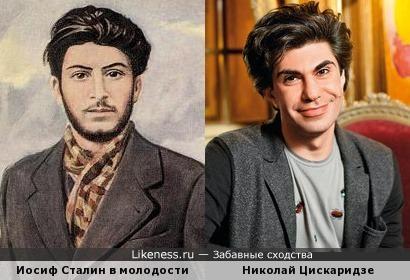 Цискаридзе напомнил Сталина в молодости