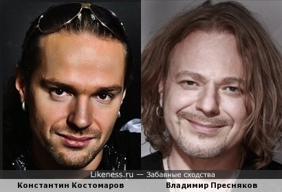 Константин Костомаров и Владимир Пресняков