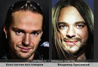 Костомаров и Пресняков (дубль 2)