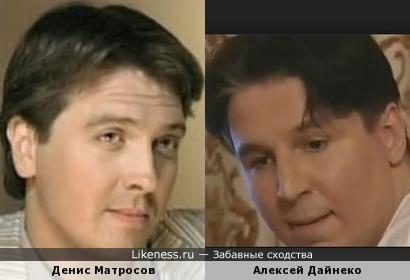 """Алексей Дайнеко в фильме """"Адвокат-2"""" напомнил Дениса Матросова"""