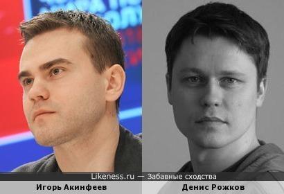 Акинфеев и Рожков (Глухарь)