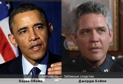 Барак Обама похож на Джорджа Бэйли
