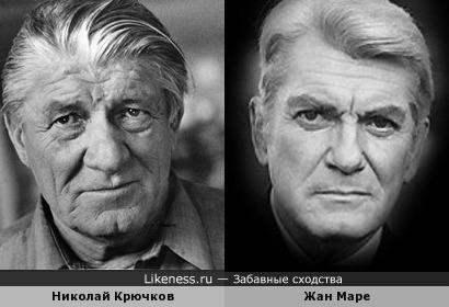 Николай Крючков и