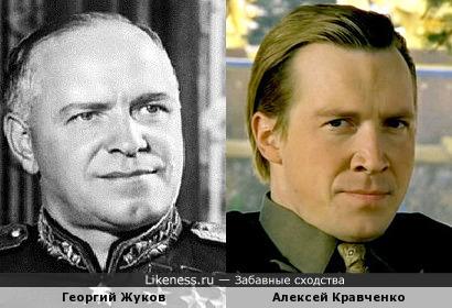 ...может когда-нибудь Кравченко и сыграет Жукова