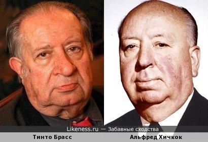 """Тинто Брасс и Альфред Хичкок (""""КИНОТЕАТР"""")"""