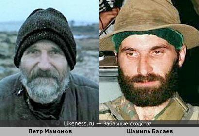 Шамиль Басаев постарел и теперь живет на острове