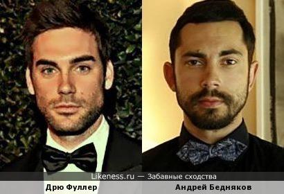 Похожие актёры: Фуллер и Будняков