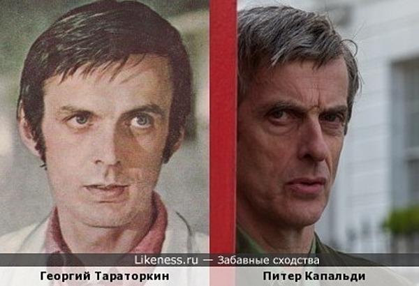 """Питер Капальди в """"Приключениях Паддингтона"""