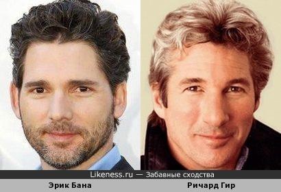Эрик Бана стал старше, стал лучше бриться, немного похудел и превратился в Ричарда Гира