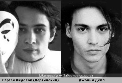 Сергей Федотов в роли Вертинского напомнил Джонни Деппа