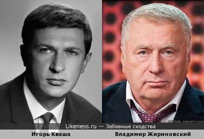 Кваша и Жириновский, Вариант 2