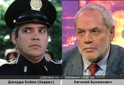 Евгений Бунимович чем-то напомнил Джорджа Бэйли