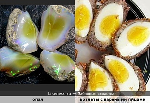 И снова про яйца ;)