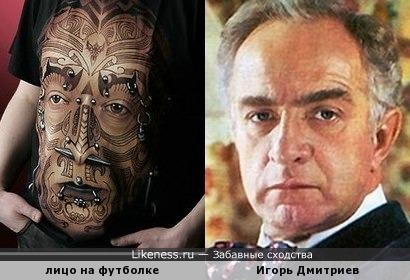 Креативное сходство...