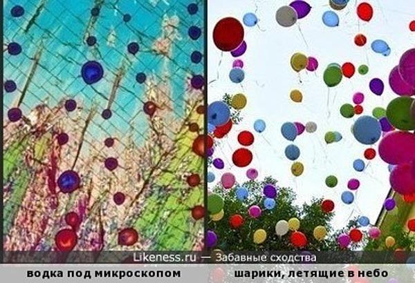 Ну какой же это праздник - без водки!? ))