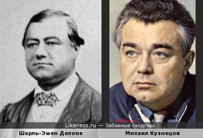 Шарль-Эжен Делоне напомнил Михаила Кузнецова