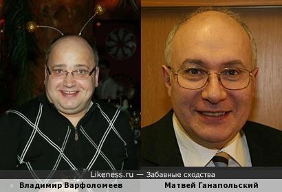 Журналистское сходство )