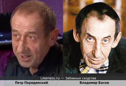 Увидела этого мужчину и даже сердце ёкнуло... До чего он мне напомнил Владимира Басова!...