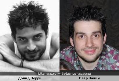 Дэвид Перри и Петр Налич