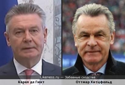Еврокомиссар и тренер