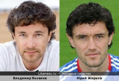 Журналист и футболист похожи
