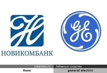 Схожесть логотипов