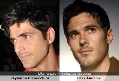 Reynaldo Gianecchini и Dave Annable