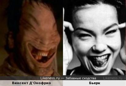 Винсент Д'Онофрио и Бьерк