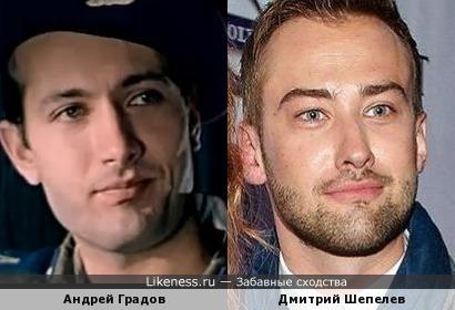 Андрей Градов и Дмитрий Шепелев