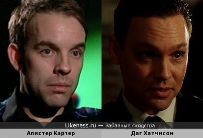 """Бильярдист Алистер Картер и охранник из """"Зелёной мили"""